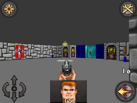 Wolfenstein 3D Classic Platinum screenshot
