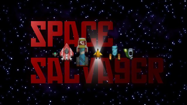 Space Salvager screenshot