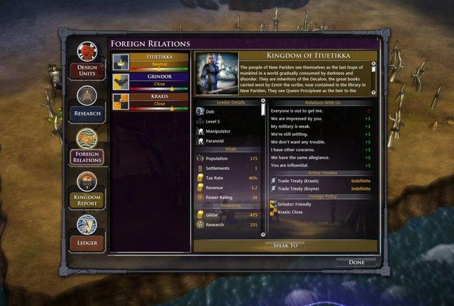 Elemental: Fallen Enchantress screenshot