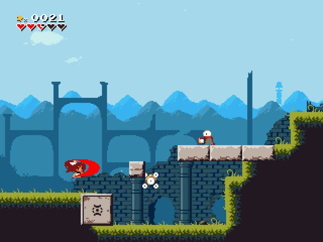 Momodora III screenshot