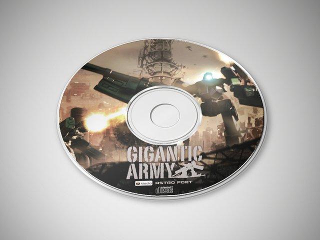 GIGANTIC ARMY screenshot