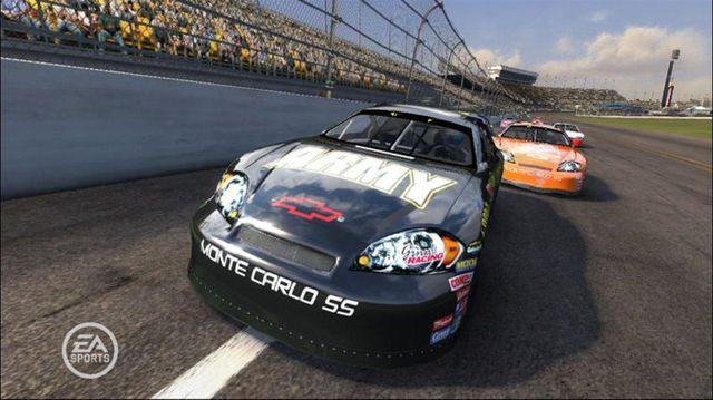 NASCAR 08 screenshot