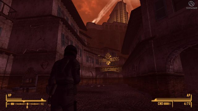 Fallout: New Vegas - Dead Money screenshot