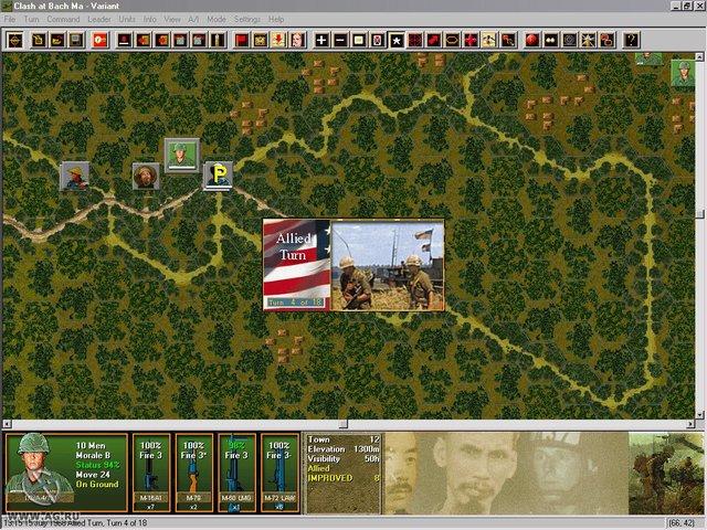 Squad Battles: Vietnam screenshot
