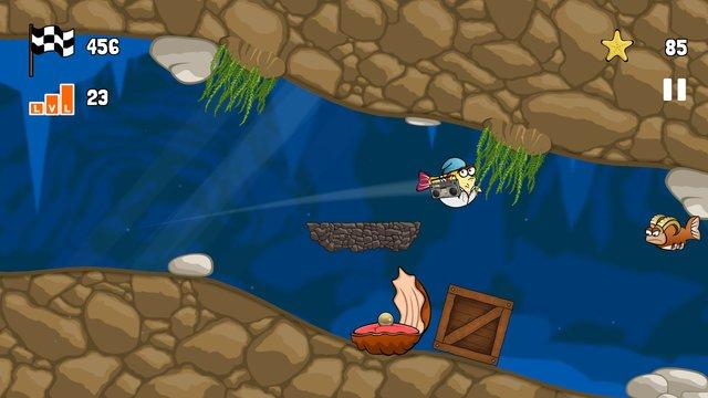Blowy Fish screenshot