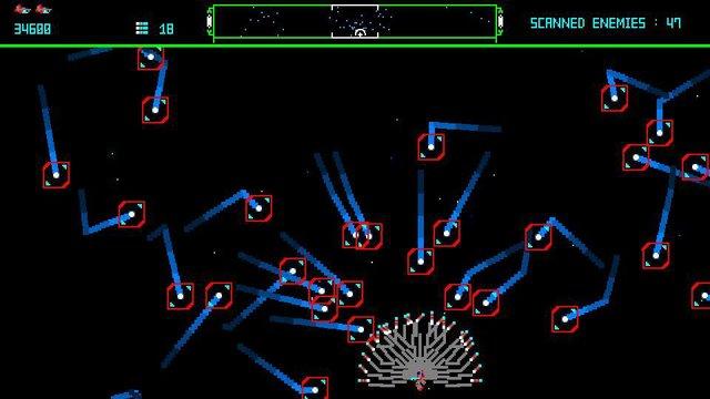 Offendron Warrior screenshot