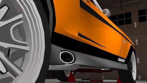 Fix My Car: Classic Muscle Car screenshot