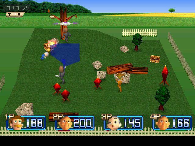 Poy Poy 2 screenshot