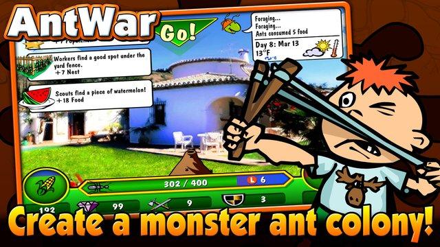 Ant War: Domination screenshot