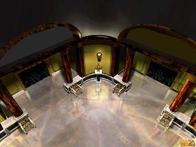 Mirage (1995) screenshot