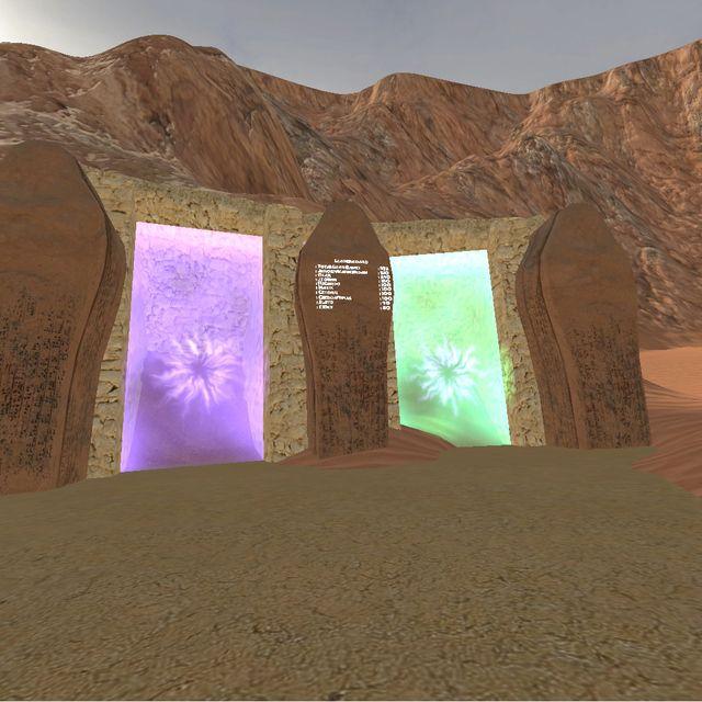 Under a Desert Sun screenshot