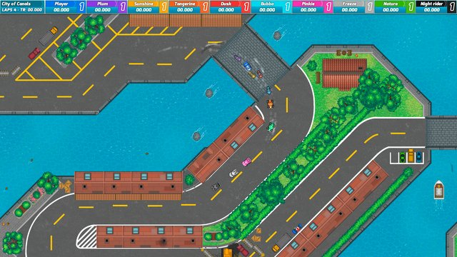 Race Online screenshot