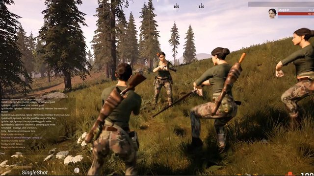 Hunt With Friends screenshot