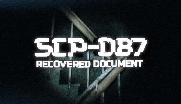 SCP-087: Recovered document screenshot