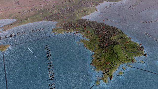 Europa Universalis IV: Mandate of Heaven screenshot