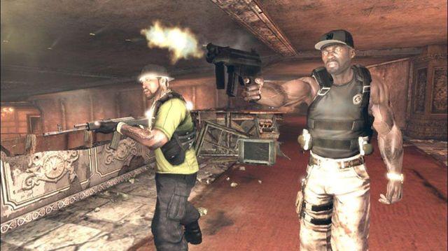 50 Cent: BotS screenshot