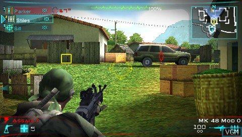 Tom Clancy's Ghost Recon Predator screenshot