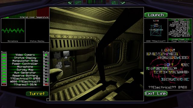 Scavenger SV-4 screenshot