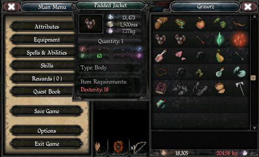 9th Dawn II 2 RPG screenshot