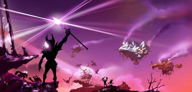 Oscura: Lost Light screenshot