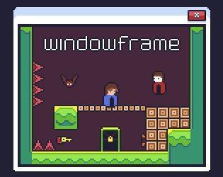 windowframe screenshot