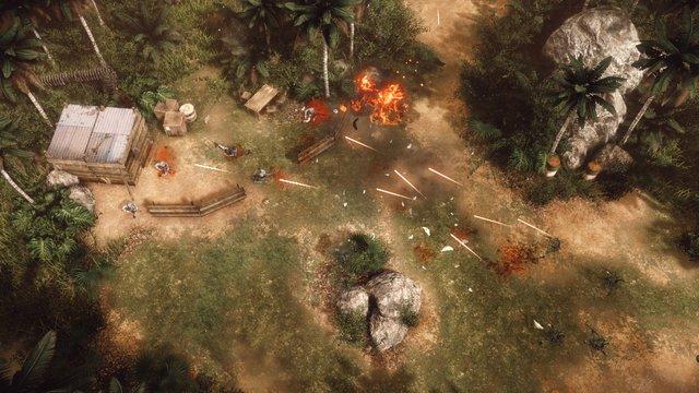 Recruits screenshot