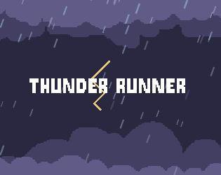 THUNDER RUNNER screenshot