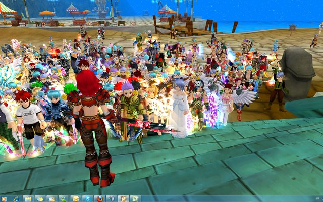 Fiesta Online screenshot
