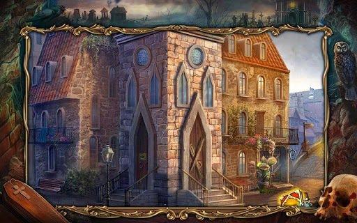 Haunted Legends.The Undertaker screenshot