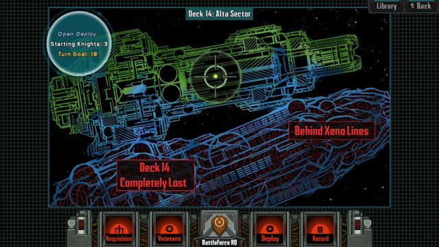 Templar Battleforce screenshot