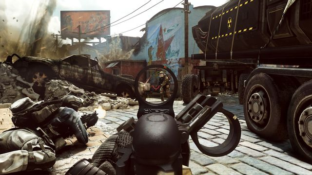 Call of Duty: Ghosts - Onslaught screenshot