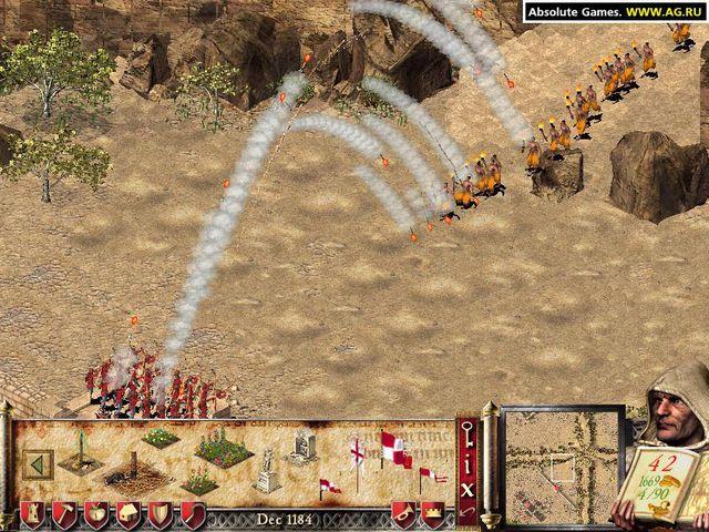 Stronghold: Crusader screenshot