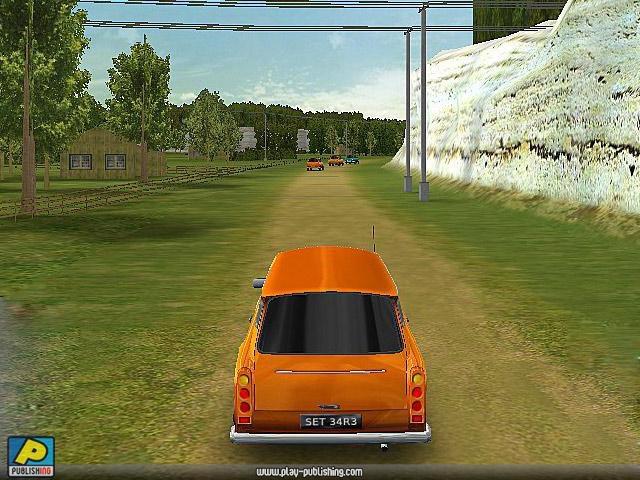 Trabi Racer screenshot