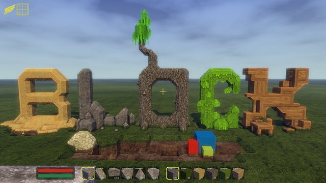 Blockscape screenshot