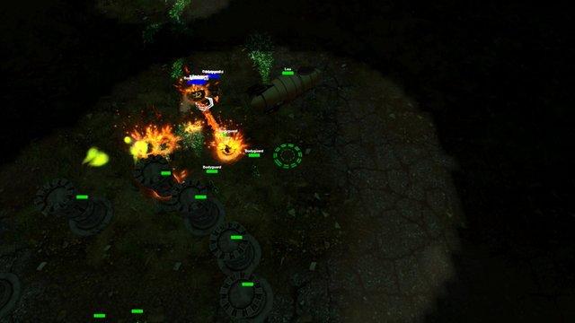 TMM: Entourage screenshot