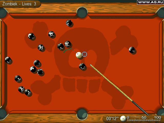 Arcade Pool 2 screenshot