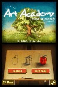 Art Academy: First Semester screenshot
