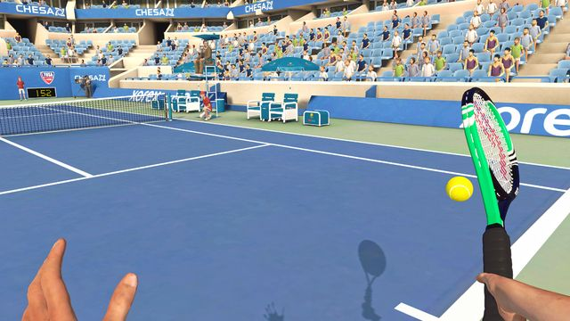 First Person Tennis - The Real Tennis Simulator screenshot