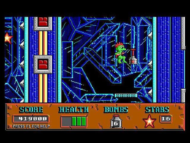 Cosmo's Cosmic Adventure screenshot
