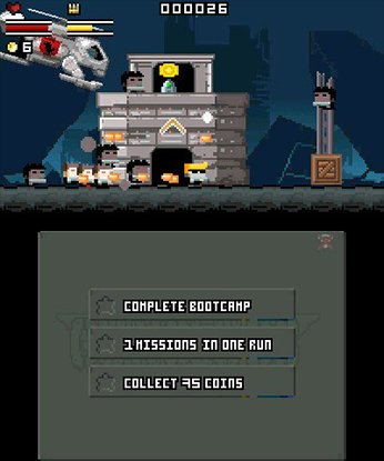 Gunslugs screenshot