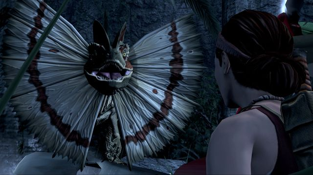 Jurassic Park: The Game screenshot