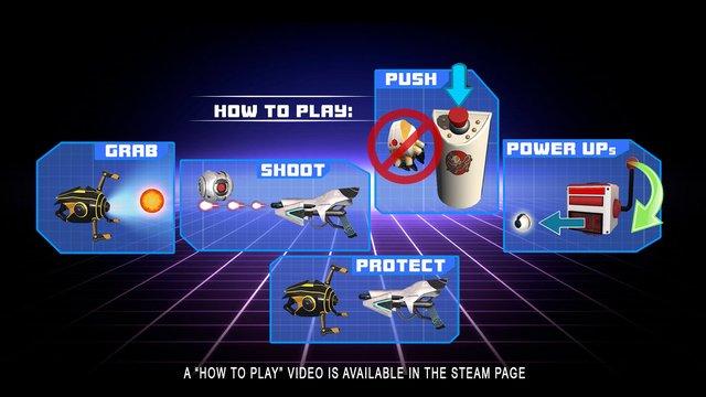 Danger Room VR screenshot