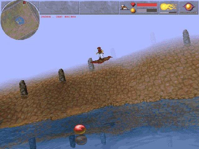 Magic Carpet Plus screenshot