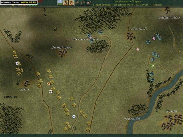 La Grande Armee at Austerlitz screenshot