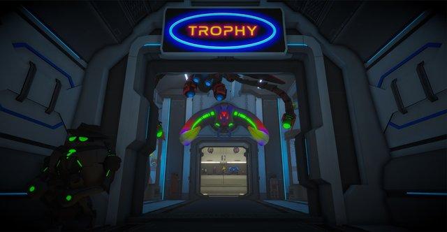 Mech League Hunting screenshot