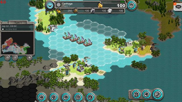 Demise of Nations screenshot