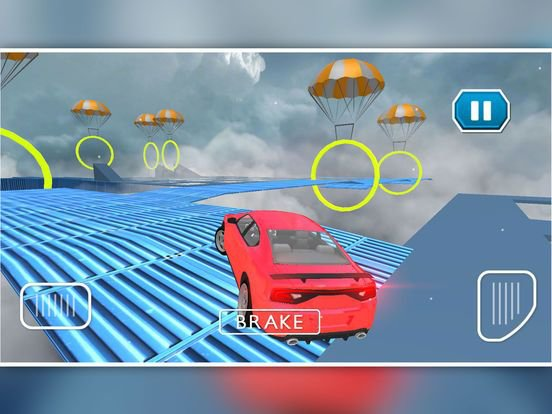 Impossible Tracks: Car Racing screenshot