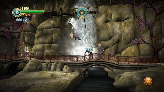 Invincible Tiger: The Legend of Han Tao screenshot