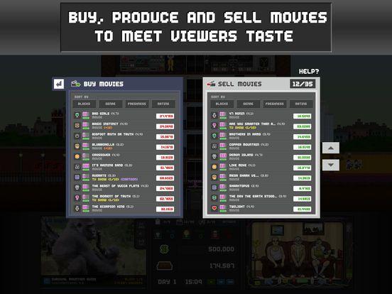 Empire TV Tycoon screenshot