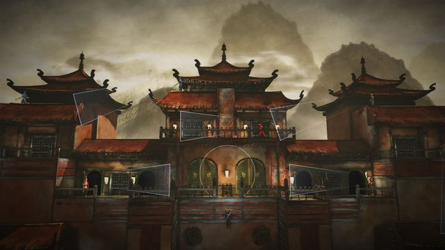 Assassin's Creed Chronicles: China screenshot